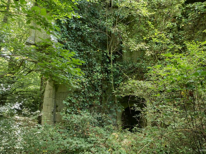 Urbex -Chateau de Rustephan  36192871781_e7785a17c8_c