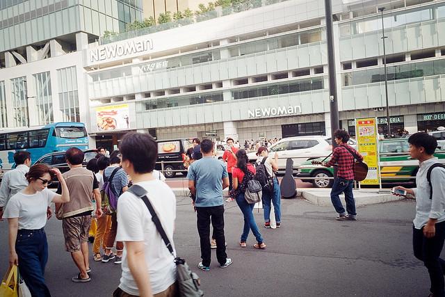 新宿 Street