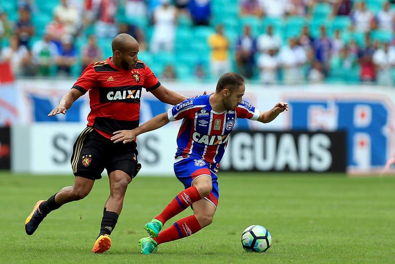 Bahia x Sport - Brasileiro A 2017 por Felipe Oliveira