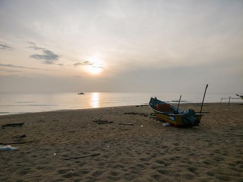 sunrise sea boat malaysia oneplus3t