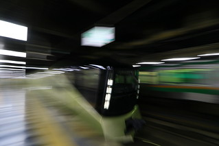 ギャラリー四季島→上野駅お出迎えが王道コースになるか?!