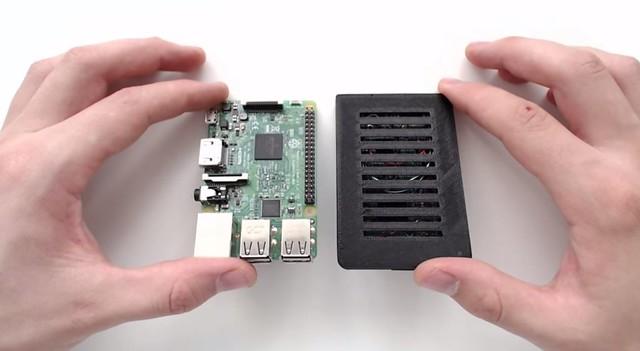 Raspberry Pi 3 Slim