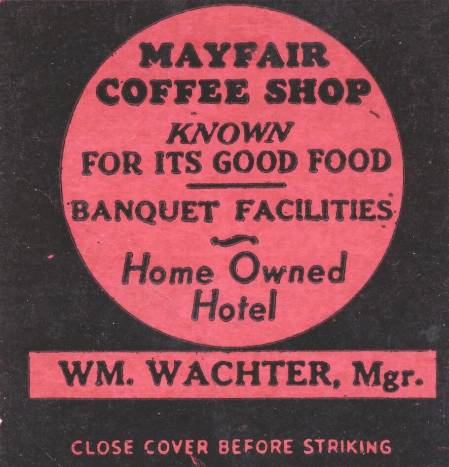 Hotel Mayfair - Sioux City, Iowa
