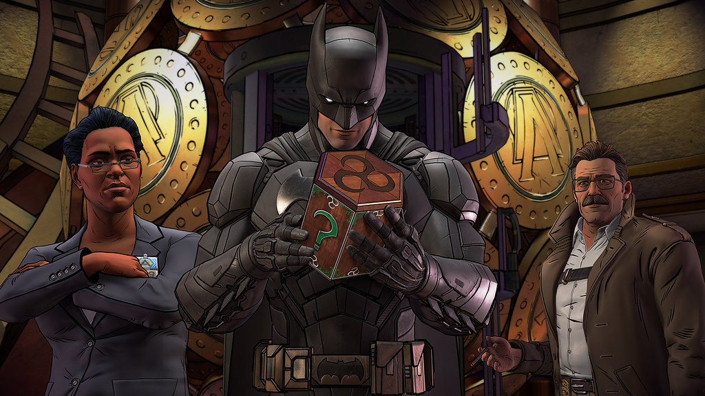 Batman: The Telltale Series – The Enemy Within