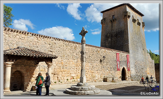 Pueblos mas bonitos de España en Burgos Covarrubias (1)