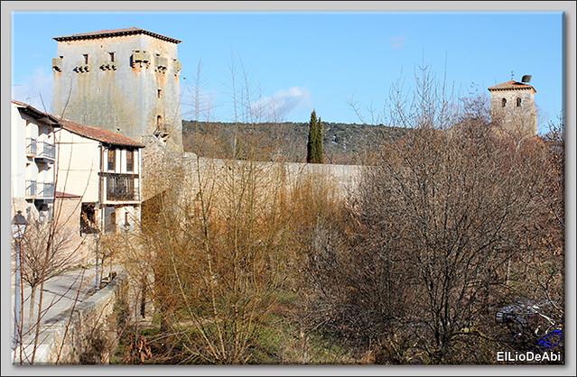 Pueblos mas bonitos de España en Burgos Covarrubias (4)