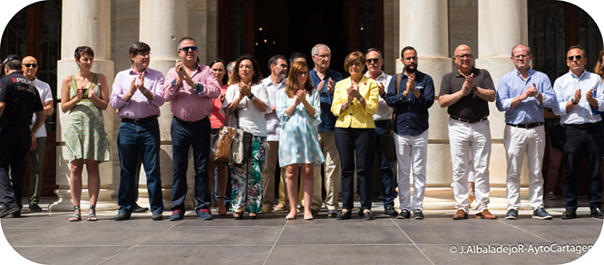 Cartagena recuerda a Miguel Ángel Blanco