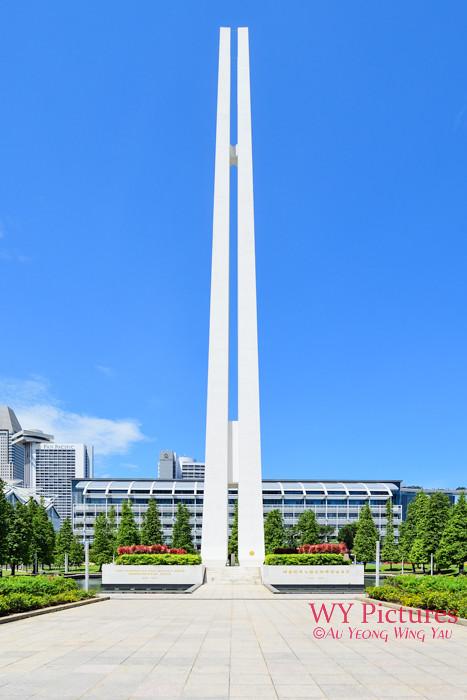 Singapore 2017: War Memorial Park 2