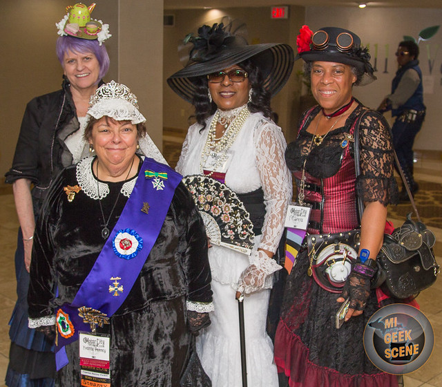 Motor City Steam Con 2017 26