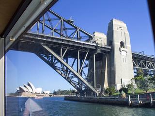 Sydney ~ Harbour Bridge & Opera House