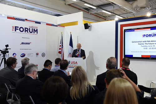 USA Partnership Pavilion Forum