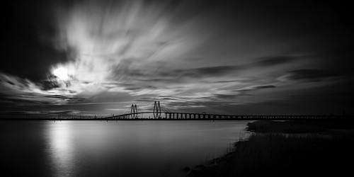 2014 baytown fredhartman fredhartmanbridge harriscounty houston houstonphotographer january tx texas us usa unitedstates architecture architecturephotography blackandwhite bridge fineartphotography image longexposure photo photograph photographer photography sunset f63 mabrycampbell december 2013 december292013 20131229levh6a8872 24mm 1210sec 100 tse24mmf35l fav10 fav20 fav30 fav40 fav50 fav60