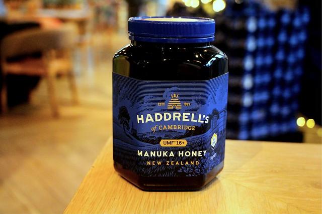 Haddrell's of Cambridge Manuka Honey