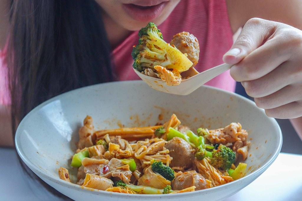 NUS Food Store: Liang Ban Kung Fu