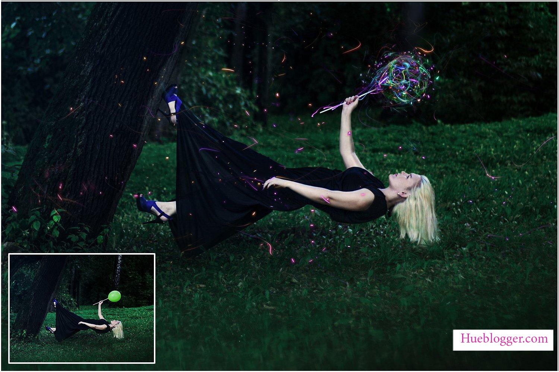 20 Overlay ánh sáng ma thuật