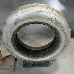 SR-71 Main Landing Gear Tire