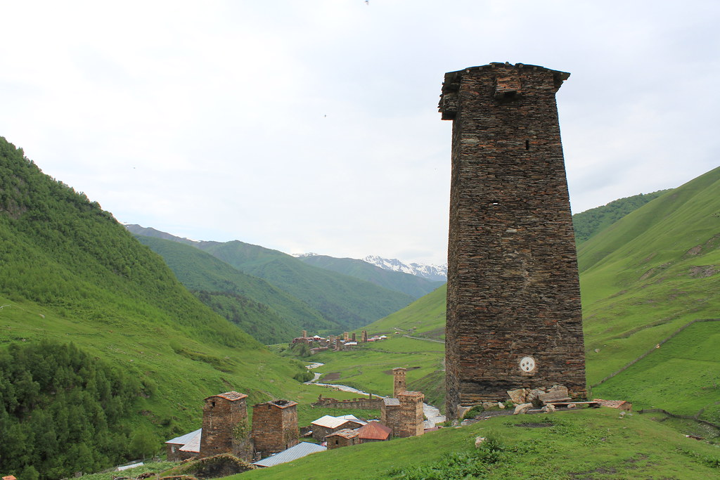 an overview of georgia a small country located in caucasus As an open economy, georgia is vulnerable to regional developments, given its historically high current account deficit considering the country's social and.
