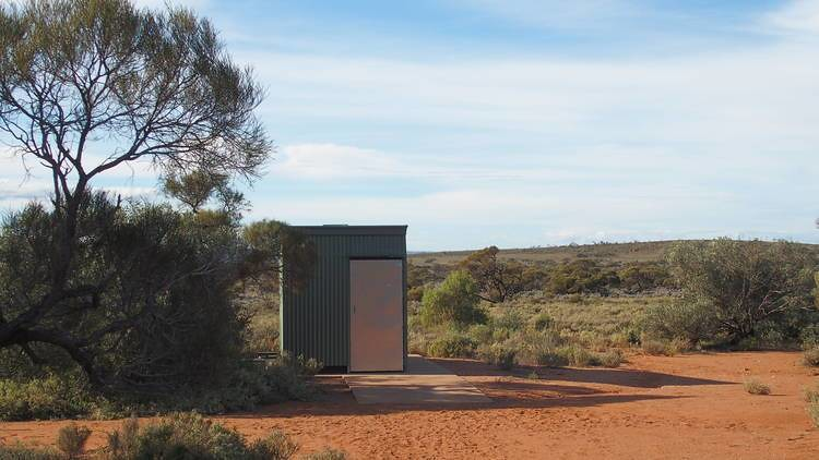 Amenities, Whyalla Conservation Park, South Australia