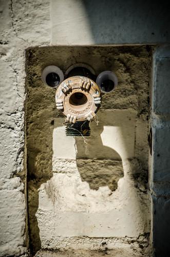 Googly-Eye Bombing Downtown Greenville-64