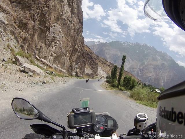 Tajikistan khorong