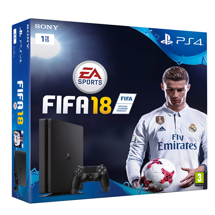 fifa 18 offizielle ps4 bundle angek ndigt update. Black Bedroom Furniture Sets. Home Design Ideas