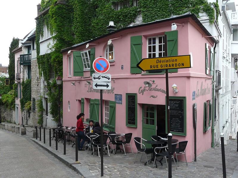 Rue de Saules/ Rue de l'Abreuvoir