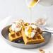 Healthy Breakfast Ideas: Whole Wheat Pumpkin Waffles...