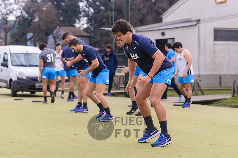 Argentina XV - Entrenamiento en Buenos Aires [Galería de Fotos]