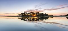 Hatchet Sunset