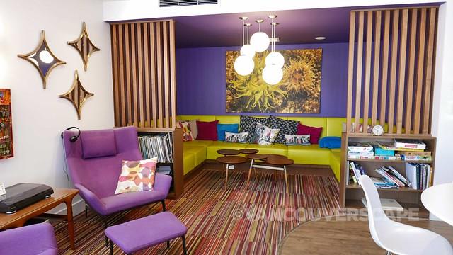 Hotel Zed/Lobby lounge