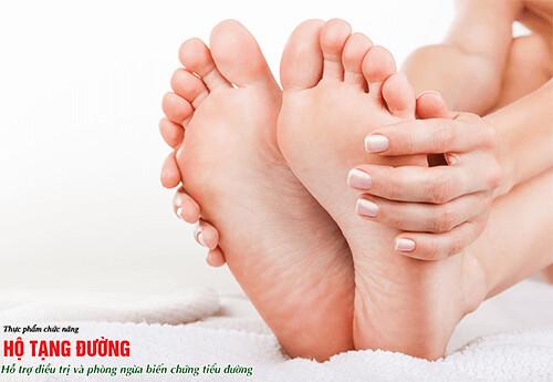 Chăm sóc bàn chân tiểu đường: Những bước cơ bản ngăn ngừa đoạn chi