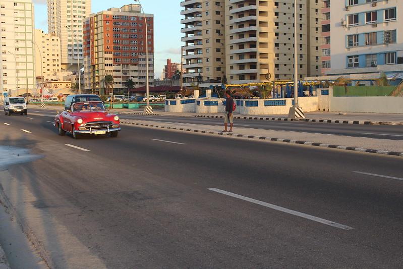 Hofstra in Cuba