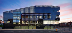 2d-health posted a photo:	National Graphene Institute Credit: NGI, University of Manchester