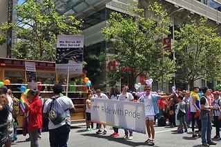 SF Pride - Hitech Uber
