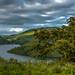 Overlooking Llyn Clywedog, Powys, Wales. by christaff1010