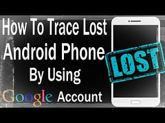 New2017 How to Trace Lost Android phone location, Using ADM and also lock phone, erase data & ring