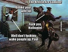 How history really happened. #notfake :)