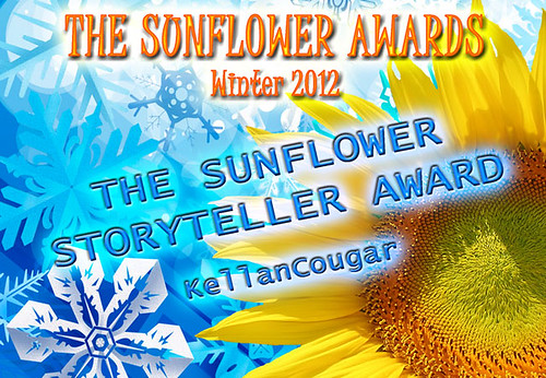 WINNER Sunflowers - Sunflower Storyteller Award