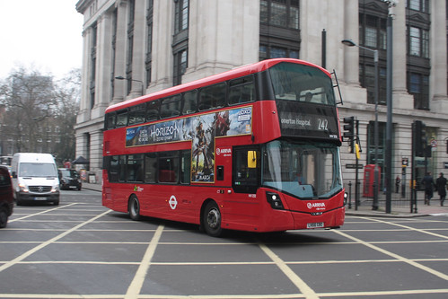 Arriva London HV232 LK66GBO