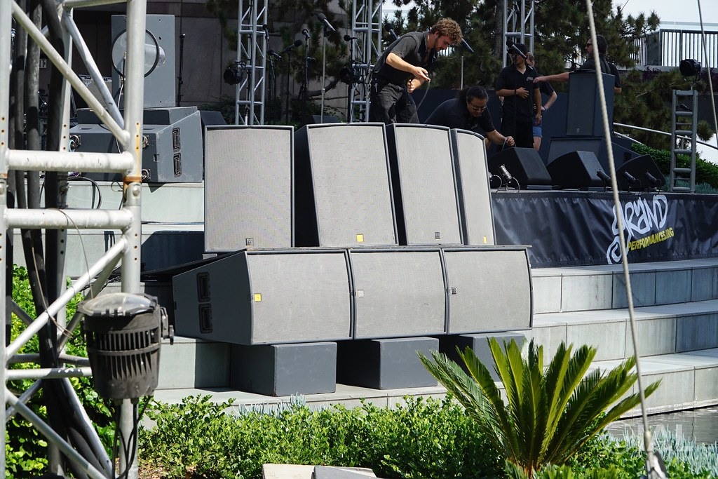 Martin Audio's Wavefront Compact Series at Grand Performances