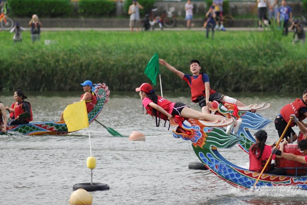 人文攝影: 台北市 2017 端午節龍舟賽 — 望遠鏡頭拍攝篇