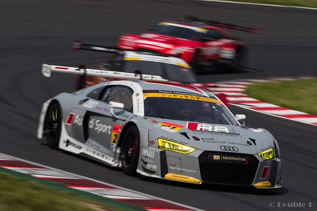 SUPER GT Official Test at Suzuka Circuit 2017.7.1 (131)