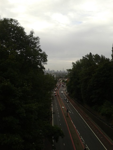 View From Archway Bridge