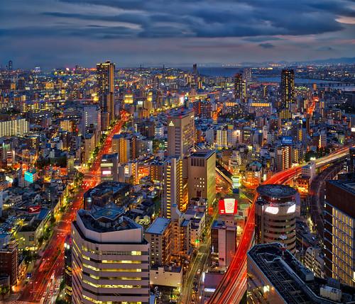 Osaka Amazement