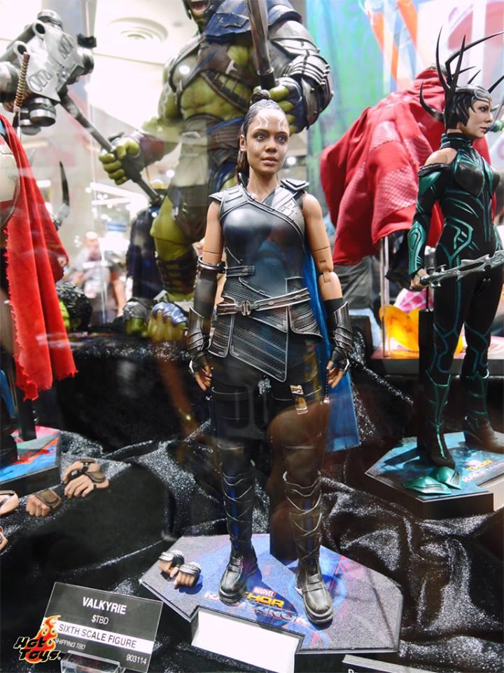 Hot Toys Thor Ragnarok Valkyrie