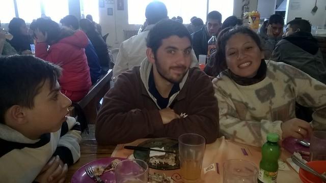 """Misión de los seminaristas en la comunidad """"El Palomar"""""""