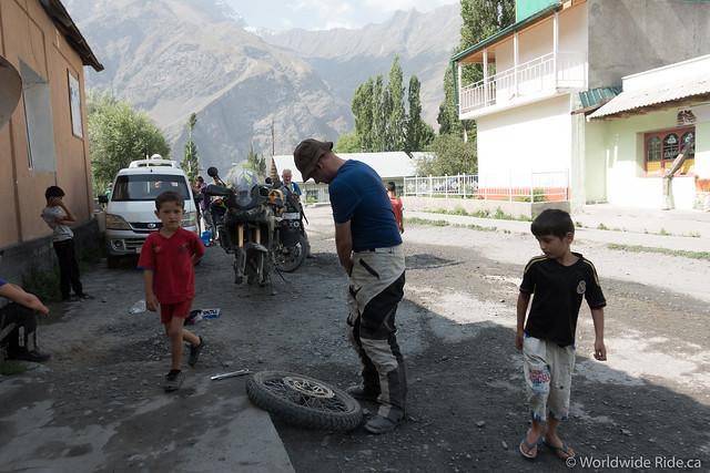 Tajik Pamir-91