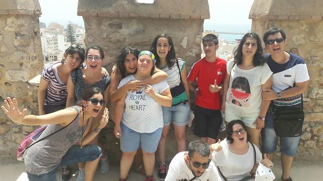 Vacaciones Almería 1er turno (10-17 julio 2017)