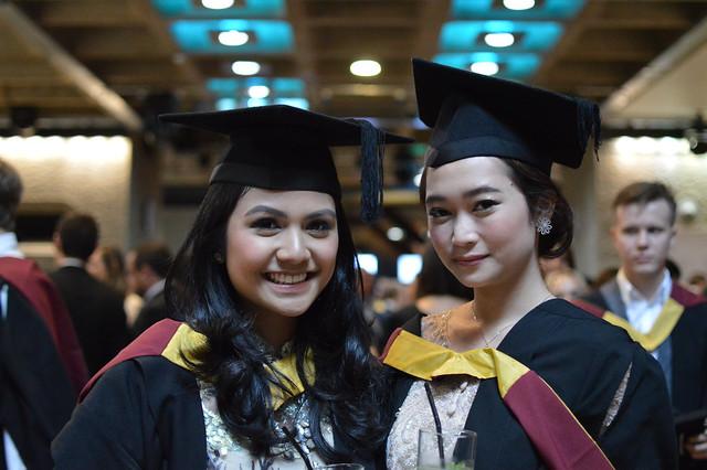 Graduation - Morning Session Monday 17th July 2017