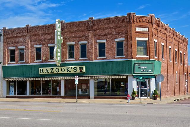 Razook's Furniture, Wichita, KS, Canon POWERSHOT G9 X